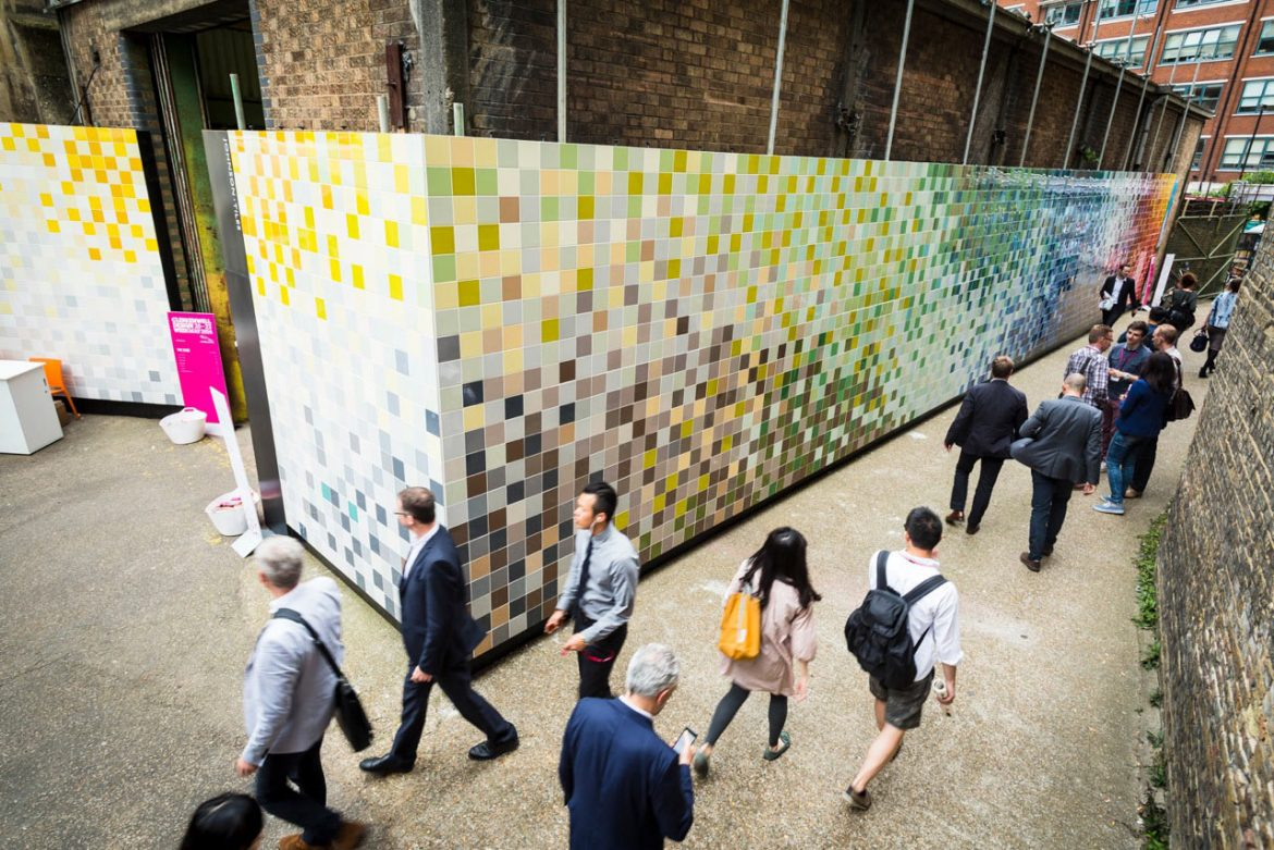 Design Week designEX Aussie Living  Design EX – How good was it? Clerkenwell Design Week 2014 tiles