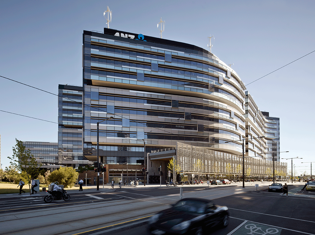 ANZ Tower by HASSELL ANZ Tower by Hassell