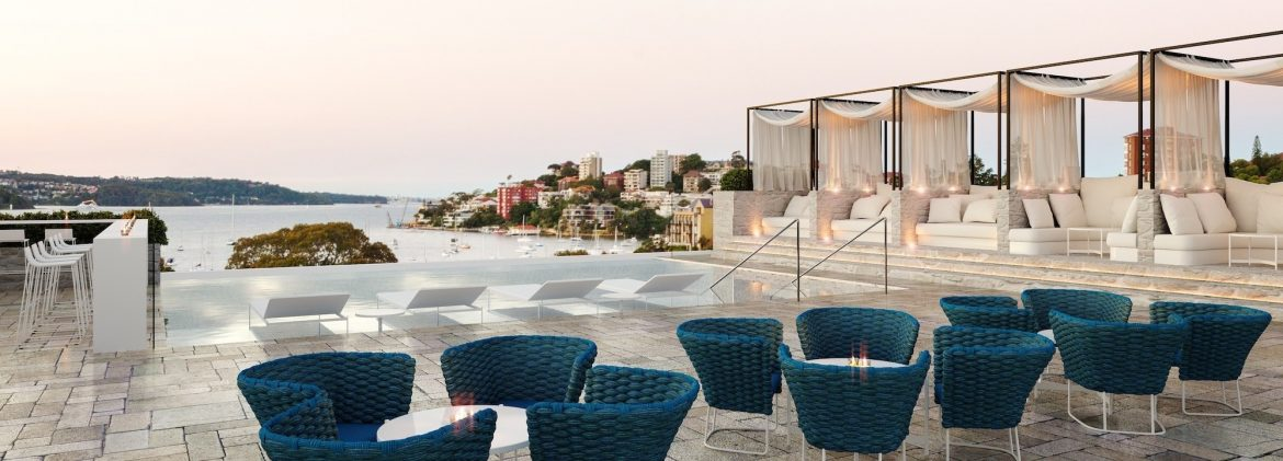 Intercontinental double bay sydney s most luxury hotel for Pool showrooms sydney