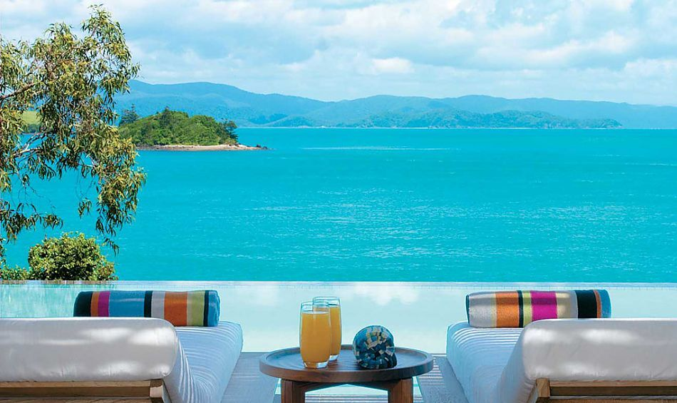 Qualia Resort, the Luxury Experience  Qualia Resort, the Luxury Experience Qualia Resort Hamilton Island Australia