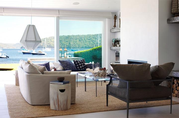 Classic Coastal Interiors - Beach House  Classic Coastal Interiors – Beach House capa1