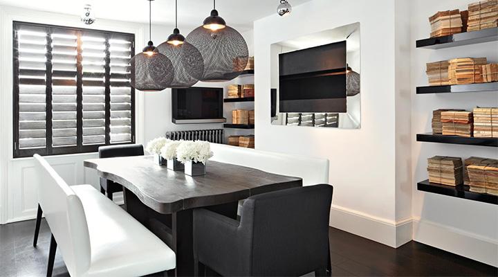 Inspiring dining rooms by Kelly Hoppen – Living Interior Ideas capa10