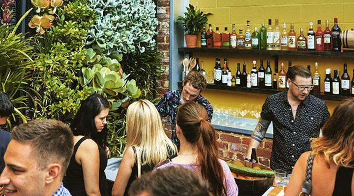 The 15 Best Garden Bars in Australia  The 15 Best Garden Bars in Australia capa13