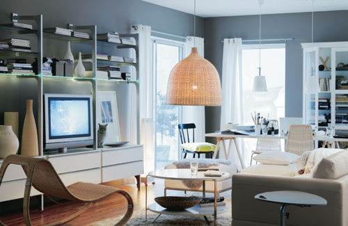 Top tips for lighting your living room 9 Ikea Living Room lg B0