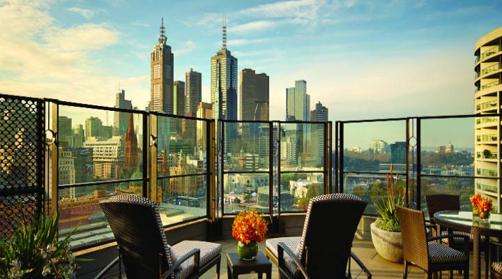 TOP 8 Luxurious Hotels in Australia capa