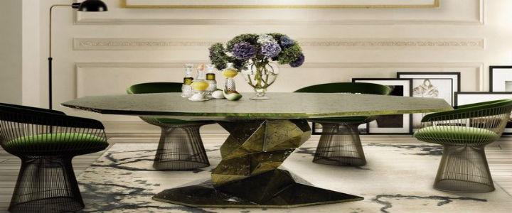 Bonsai Dining Table by Boca do Lobo 2  25 rectangular dining tables for a luxury dining room Bonsai Dining Table by Boca do Lobo 2