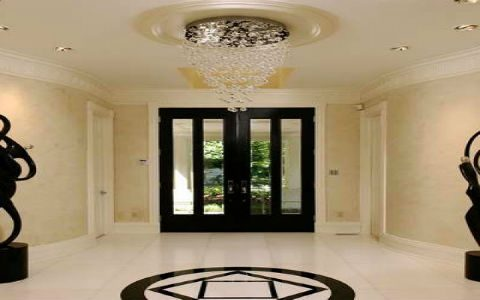Contemporary foyer  12 inspirations and ideas for a modern foyer Contemporary foyer 480x300