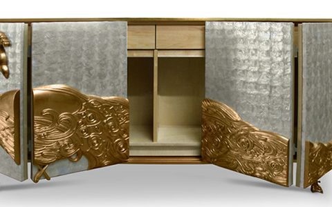 Top 20 Modern Cabinets to get inspired