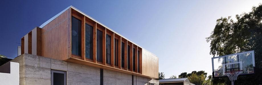 Lake House by Jonathan Lake Architects