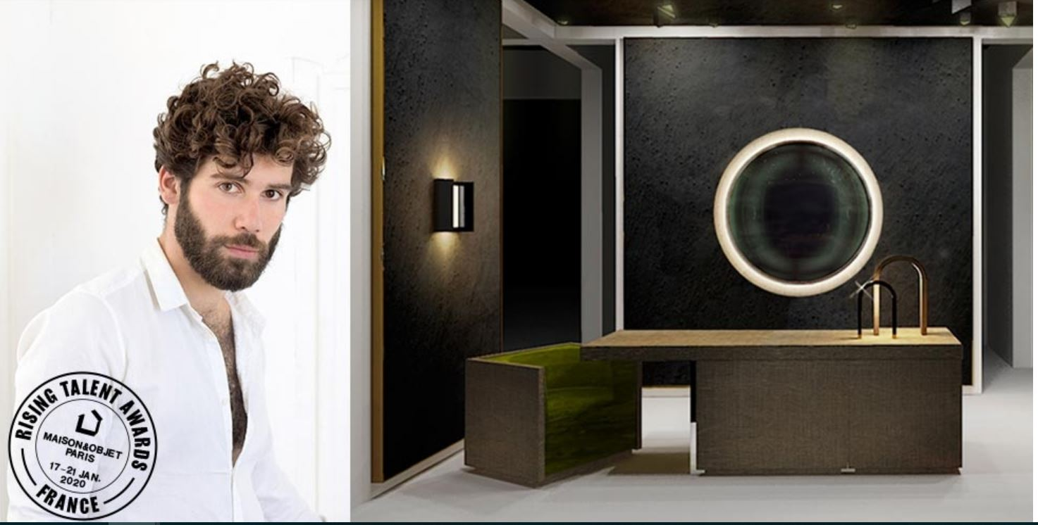 Maison et Objet 2020 maison et objet 2020 Maison et Objet 2020: what we already know adrien garcia designer of the year maison et objet 2020