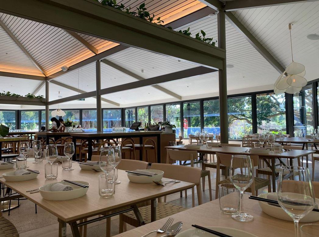 Best Australian Restaurants best australian restaurants Best Australian Restaurants to taste this Christmas botanic house australian restaurants
