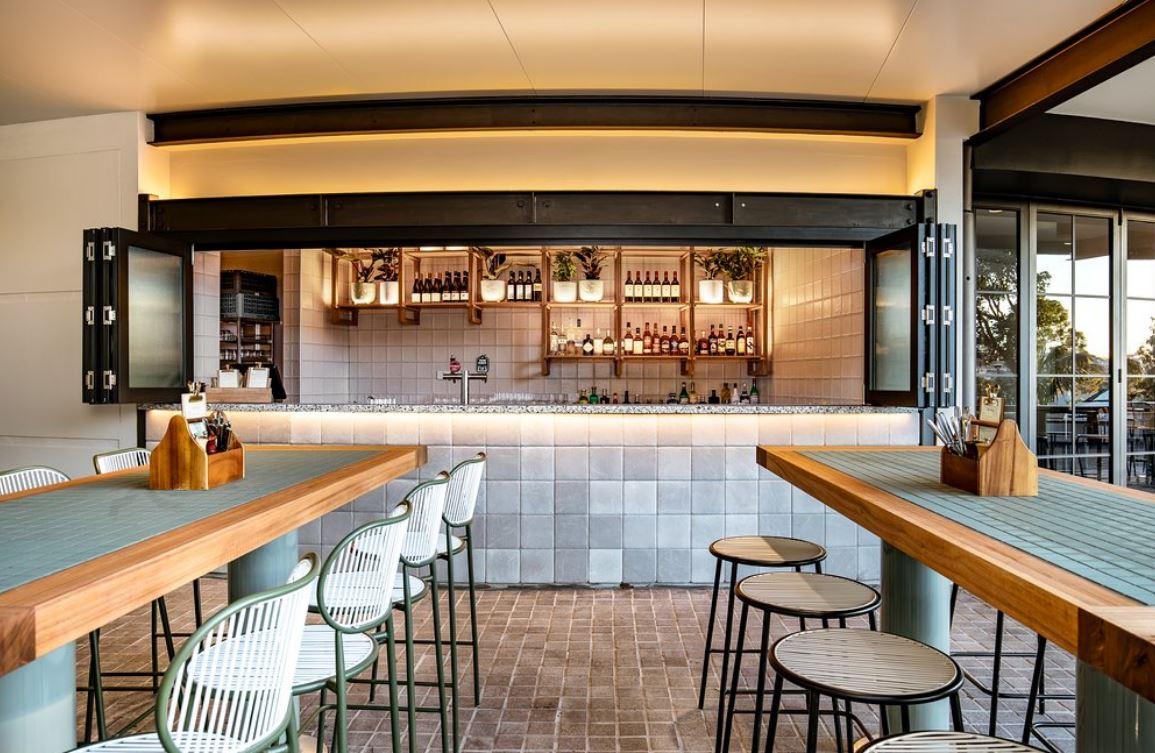 best australian restaurants Best Australian Restaurants to taste this Christmas terrace on the domain australian restaurants 2