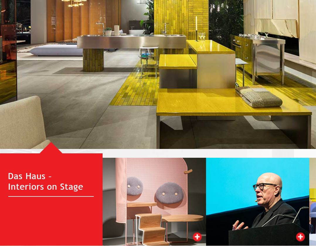 IMM 2020 – Interior Design Trends from Cologne imm 2020 IMM 2020 – Interior Design Trends from Cologne IMM Cologne 2020 special events