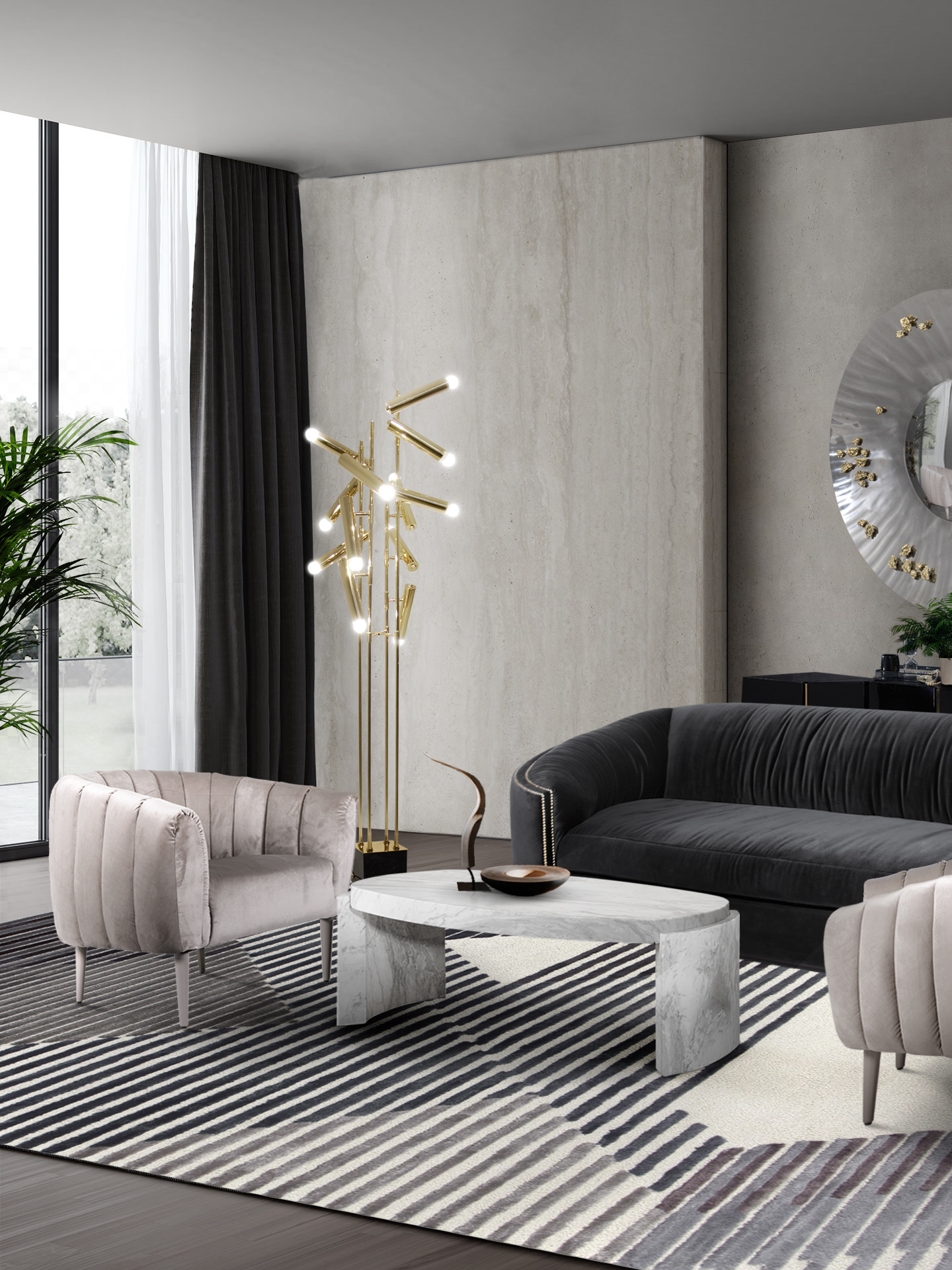 Home Decor Trends about to emerge at the start of 2020 home decor trends Home Decor Trends about to emerge at the start of 2020 neutral ambiences brabbu