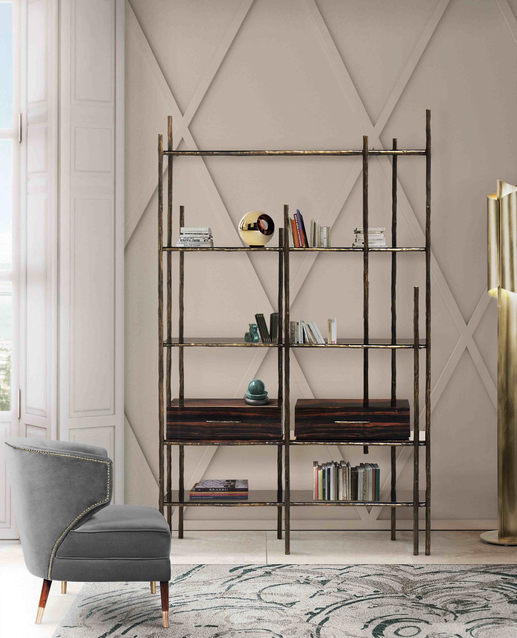 Decor Ideas decor ideas Decor Ideas to Inspire you – Welcome Remote Working Days 129 Mambu Bookcase Ibis Armchair min scaled